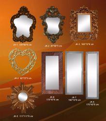 Moldura do espelho e espuma de poliuretano moldado para decoração de construção