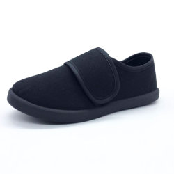 Novo Estilo de crianças estudantes Injecção Calçados sapatos de lona personalizada casual (ZL20106-4)