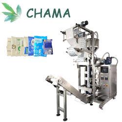 스테인리스 스틸 자동 음식 보충 포장 액체/소스/오일/수프 포장 기계