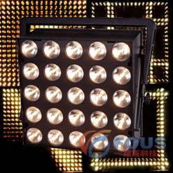 Таблица 5*5 Блиндер / 1900 Вт 25ПК 75W PAR30 Osram Halogenled эффект освещения / LED Disco (FS-E4001)