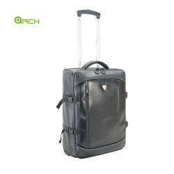 New Fashion China Factory Foldable Waterproof Carbon Material Carbon Carry On Rolling Travel Shopping Business Trolley-tas voor de bagagedepot