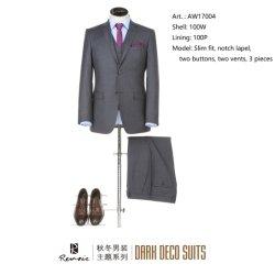OEMの3部分は適当な人のスーツを細くする