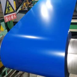 0,45*1200mm Prepainted bobinas de acero galvanizado recubierto de color PPGL Ruberoida