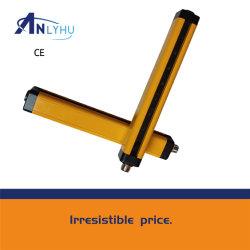 CE Approval Safety الأشعة تحت الحمراء الستائر الخفيفة الشركة المصنعة السعر 0~3 M فتحة شعاع مستشعر مسافة الحماية 20 مم