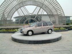 Поворотный стол для отображения для автомобилей, гараж, подъездная дорожка