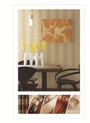 Verteiler-Tapeten-Rattan-Dschungel-Funkeln-Dekor hölzernes Italien 3D imprägniern Einhorn-den chinesischen Bananen-Blatt-Waldentwurf, der Haushalts-Unterhaltungs-Wand-Papier sich schart
