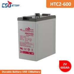 Csbattery 2V2500ah Backup-Energy AGM аккумулятор для Industrial-Stationary/SLA/Medical-Equipments/off-Grid-Solar