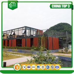 La Chine Constrction Structure en acier préfabriqué modulaire de luxe moderne hôtel préfabriqués