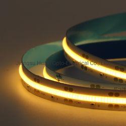 Nuevo producto de alto brillo DC24V Fob-640 Decoración Flexibile TIRA DE LEDS