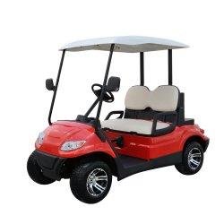 2 Seaterの小型電気ゴルフカートの電池式のゴルフ手段