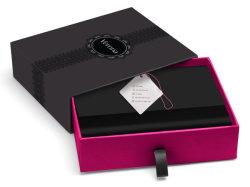 Logo personnalisé boîte cadeau plié Cosmetic Boîte rigide Chocolate box boîte carton vin Boîte à bougies Boîte pliante parfum Emballage Bijoux Boîte de papier