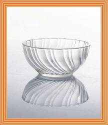 Стеклянные чаши сохранения Hollowware кухня контейнер блюдо посуда