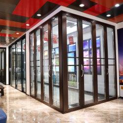 Отличное качество Feelingtop Bi-Fold наружной алюминиевой стекла двери
