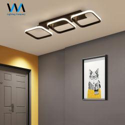 3 van het LEIDENE van frames Lamp van het Plafond de Moderne Eenvoudige Balkon van de Gang Lichte