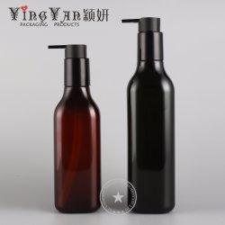 300ml Bouteille en plastique PET pour le Shampooing et gel douche