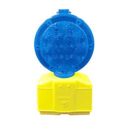 Waarschuwingslamp Voor Wegconstructie Led-Knipperlichten Waarschuwingsblokkering Cone