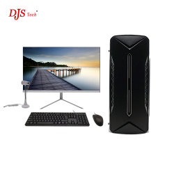 Shenzhen DJ Tech의 원통 데스크탑 PC 전문 제조업체