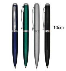 Court-circuit stylo à bille de haute qualité en métal avec logo pour cadeau d'impression