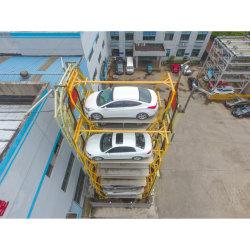 Automated Mecânica do Sistema de Estacionamento Rotativo Vertical com marcação e SGS Aprovação