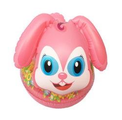 Formato de coelho personalizados PVC Anel nadar flutuantes infláveis