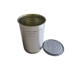425 г консервированных продуктов канистры с простой открытый конец