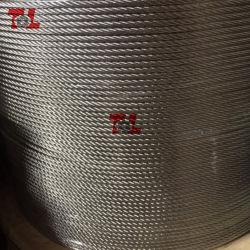 Из нержавеющей стали 304 провод кабеля