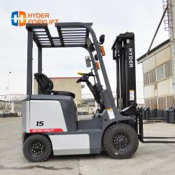 De Vorkheftrucks van de Ton van China 1.0t-4.0, Elektrische Forklifts, de Elektrische Stapelaar Forklifts van de Pallet met Gunstige Prijs