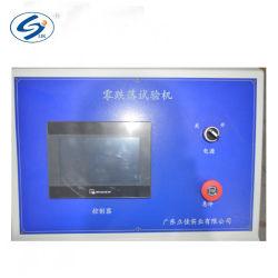 標準の直接投下リチウムイオン電池の影響の試験装置