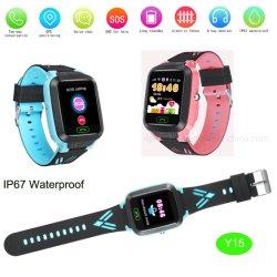 Детей в утвержденном CE Smart GPS Tracker посмотреть номер телефона с водонепроницаемым Y15
