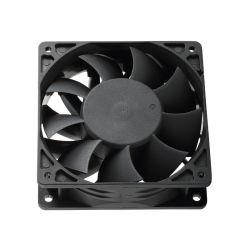 Grande alta velocità del flusso d'aria del ventilatore assiale industriale 12038 120mm ventilatore di CC dello scarico di ventilazione di 5 pollici