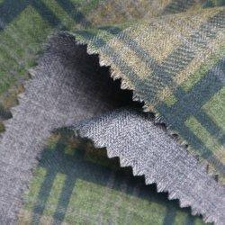 Ripstop tissu brossé avec l'impression