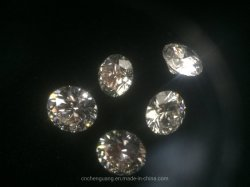 Labor gewachsene Polierdiamant-Edelsteine für Schmucksachen