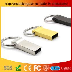 Ultradunne Mini Metal Keychain USB Flash Drive