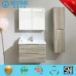 خزانة الحمام من نوع Melamine عالي الجودة بألوان متعددة من نوع X7110-3