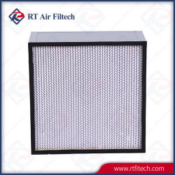 Filtro dell'aria profondo della piega HEPA per il sistema di stato dell'aria