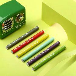 卸し売り習慣500puffs 1.4mlの綿のStrutureの使い捨て可能な電子タバコ