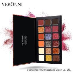 VERONNI 18 Palette doux couleur Matte Fard à Paupières Diamant de beauté professionnels Glitter Eye Shadow de longue durée de la poudre de maquillage #02