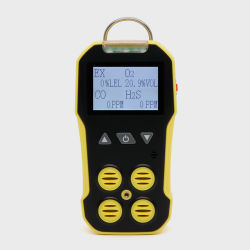 水塵の耐圧防爆水素ガスの探知器のガス警報の携帯用可燃性ガスの漏出探知器