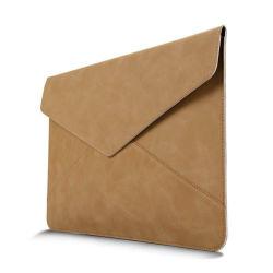 """Laptop van het Ontwerp van de envelop Uiterst dunne Dragende Laptop van het Notitieboekje van het Leer van de Dekking Pu van de Koker Zakken voor """" Oppervlakte PRO 4 van de Lucht MacBook van iPad 12.9 PRO"""