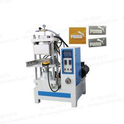 Printer van het Embleem van pvc de Rubber voor de TextielT-shirt van het Etiket van de Druk van het Silicone van de Stof van het Kledingstuk 3D kleedt het In reliëf maken de Machine van de Pers van de Overdracht van de Hitte