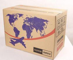 O papelão ondulado personalizados de Alta Resistência/Kraft Branco/caixa de papelão de transporte de embalagens de papelão