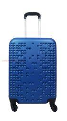 """Мода дизайн Китай водонепроницаемый пластиковый тележка багажа в 20""""24""""28""""дюйм (LA392)"""