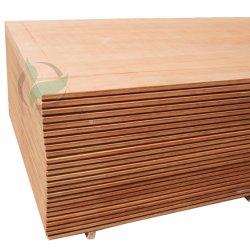 Contenedor marítimo piso de madera panel 28 mm de espesor de madera Keruing enfrenta
