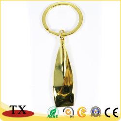 Des souvenirs personnalisés de promotion de la chaîne de clé en métal