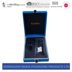 Haustier-Schaumgummi-steifen Papiergeschenk-Kasten für Kerze-Kosmetik-Geschenk einschieben