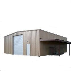 Umgebungskontrollen-Typ Lager-vorfabrizierte Werkstatt-Stahlgebäude