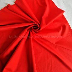 Spandex Poli algodão e elastano escolha perfeita de camisa do trecho de tecido de malha Shirting