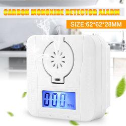Het batterij In werking gestelde Alarm van de Detector van de Koolmonoxide van Co