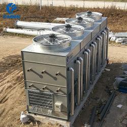 Quadratische Abkühlung-industrielle Wasser-Kühlvorrichtung hergestellt in China