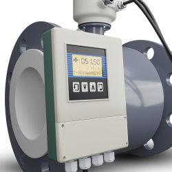 Лучшая цена 4-20 Ма цифровой воды электромагнитные расходомер в Китае